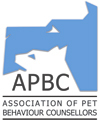 Association of Pet Behaviour Counsellors logo