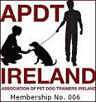 Association of Pet Dog Trainers Ireland logo